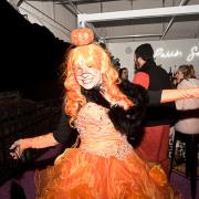 Halloween on Frenchmen Street