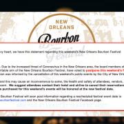 Bourbon Festival is near - Neat!