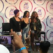 The Essence Festival Takeover continues