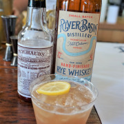 River Basin Distillery Rye Whiskey Debuts