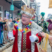 To Serve and To Pour ? Krewe of Cork