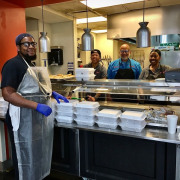 Central City's Caf? Reconcile Reopens for Takeout