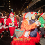 Running of The Santa's 2018