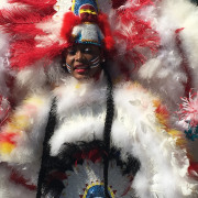 The Colorful History of the Masking Mardi Gras Indians