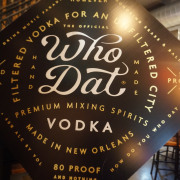 Who Dat Vodka Releases