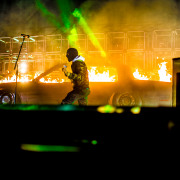 Twenty One Pilots take the stage at the Smoothie King Center