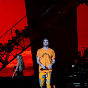 The Chainsmokers and 5 Seconds of Summer Show off at the Smoothie King Center