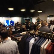 Q Clothier Opens in South Market
