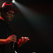 Amos Lee Takes Over the Orpheum Theater