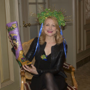 Patricia Clarkson Arrives for Krewe of Muses Luncheon