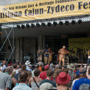 Come on down to the Louisiana Cajun-Zydeco Festival