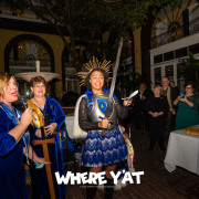 Krewe Joan of Arc 2020 Royalty Coronation