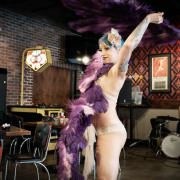 Blues, Booze & Burlesque: An Inside Look at Barcadia's New Rockabilly Brunch