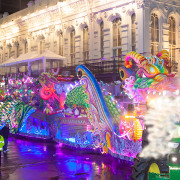 Carnival Time: The Krewe of Orpheus, Lundi Gras and the 2019 Orpheuscapade
