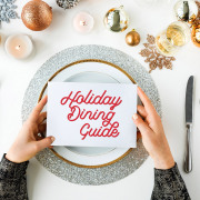 Holiday Dining Guide 2019