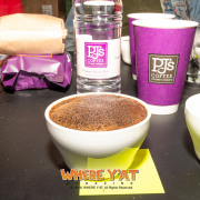 PJ's Coffee Private Cupping Event Tour