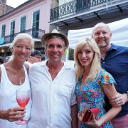 What A White Linen Night
