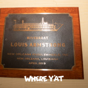 Louis Armstrong Riverboat