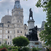 Quebec City: France in North America