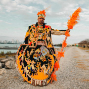 New Album Release From Mardi Gras Indian Chief Duo 79rs Gang
