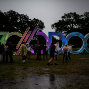 The Rain Didn't Drown Out Voodoo Friday
