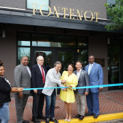 Kimpton Hotel Fontenot Opens With A Glamorous Party