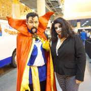 Incredible Cosplay At Wizard World Comic Con