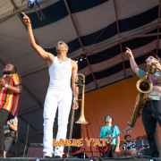 New Orleans Jazz & Heritage Festival Sunday, May 5, 2019