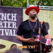 French Quarter Festival on Friday, April 12, 2019