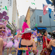 The Krewe of Prima Donna's 2019