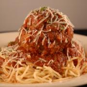 $20 and Under: A Cozy Dish: Spaghetti & Meatballs