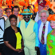 Twelfth Night Kickoff of Mardi Gras