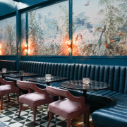 The Peacock Room Is NOLA's Newest Lounge