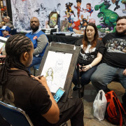 Everyone's A Hero At Wizard World Comic Con