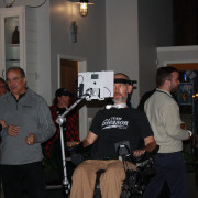 Steve Gleason Event at Port Orleans Brewing Co.