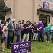 Make it a Double: PJ?s Coffee Opens in Covington With a Double-Drive Thru