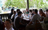 Image of HelenBack 2011: Lunch