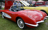 Image of HelenBack 2011: Helen Car Show