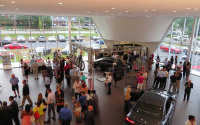 Image of Audi North Atlanta Grand Opening