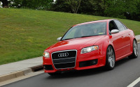 Image of Audi RS4. Photo by: Jim Schade