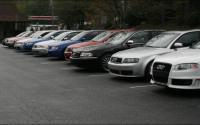 Image of Quattro de Mayo 2008 Audi's