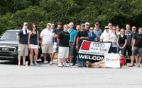 Image of Helen Back Audi Club Group Photo