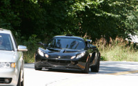 Image of Lotus Exige at Helen Back