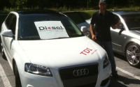 Image of Michael and the Clean Diesel A3 TDI