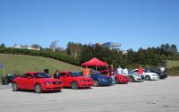 Image of TT Corner at Barber Motorsports Park 2009