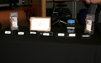 Image of 2009 Annual Banquet 2point5 display table