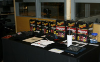 Image of 2009 Annual Banquet general raffle table