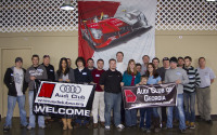 Image of Audi Club Euro 2010 Group Photo