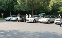 Image of Wings and Rings: Atlanta Audi Meetup