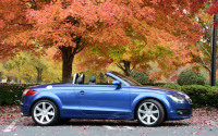 Image of Deb's Audi TT Roadster
